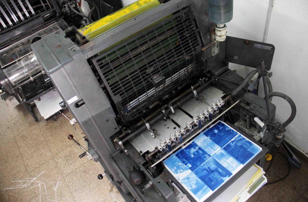 Imprenta tropa circa 5